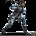 SSB Ultimate Snake render