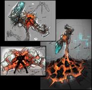 Dark Samus Final Concept MP2