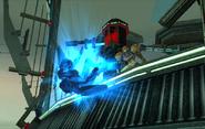 Echoes (Gamecube) Dark Samus 2 Varia Suit