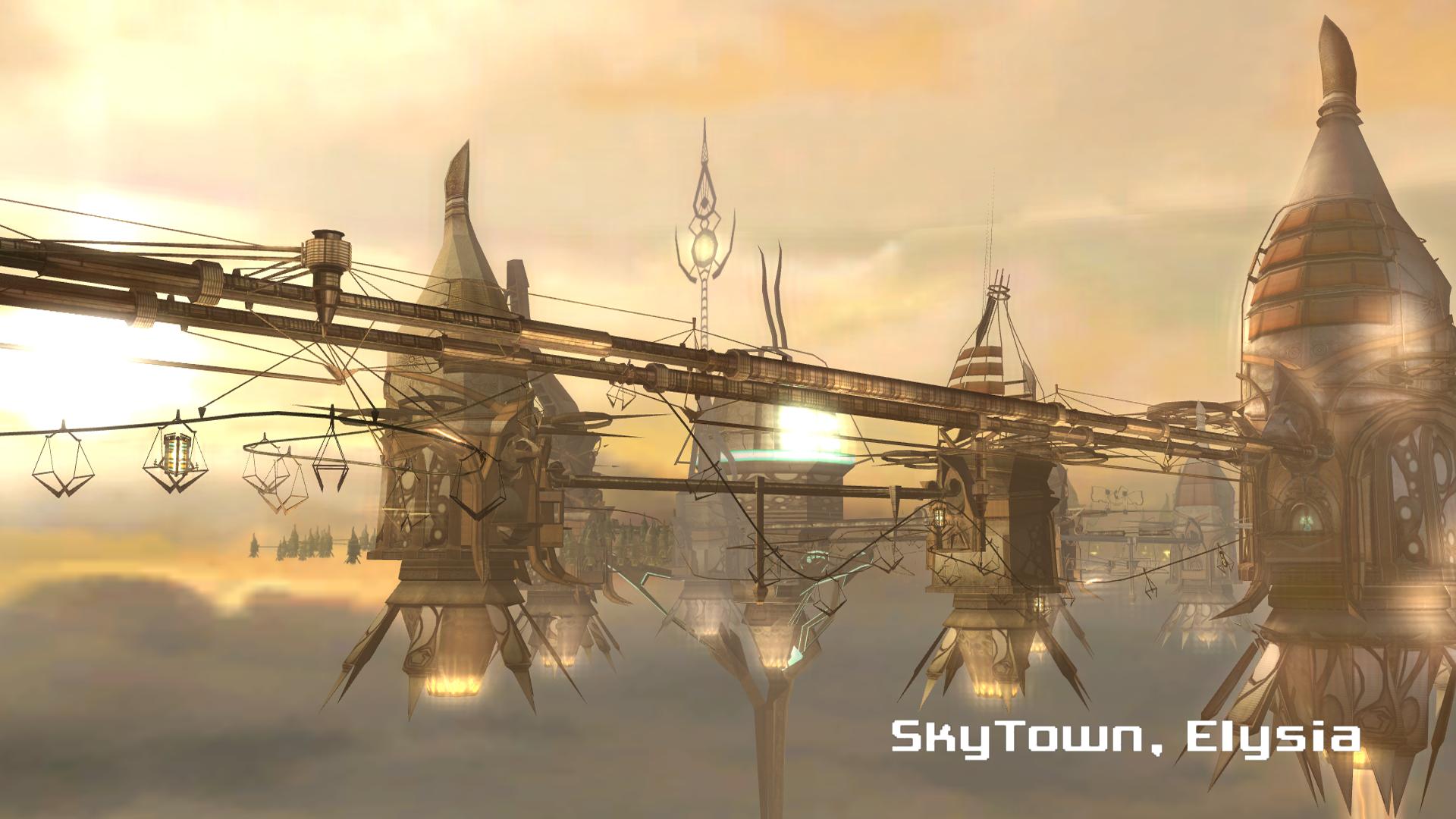 SkyTown, Elysia