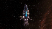 Leviathan appears