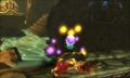Metroid Samus Returns Arachnus Decaying Arachnus releases the Spring Ball (Cutscene)