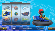 Mario Kart 8 Mii in costume