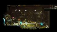 Metroid Dread Item Room with unidentified item