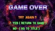 Game Over - Metroid Fusion