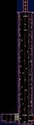Tourian escape shaft (Metroid Zero Mission)