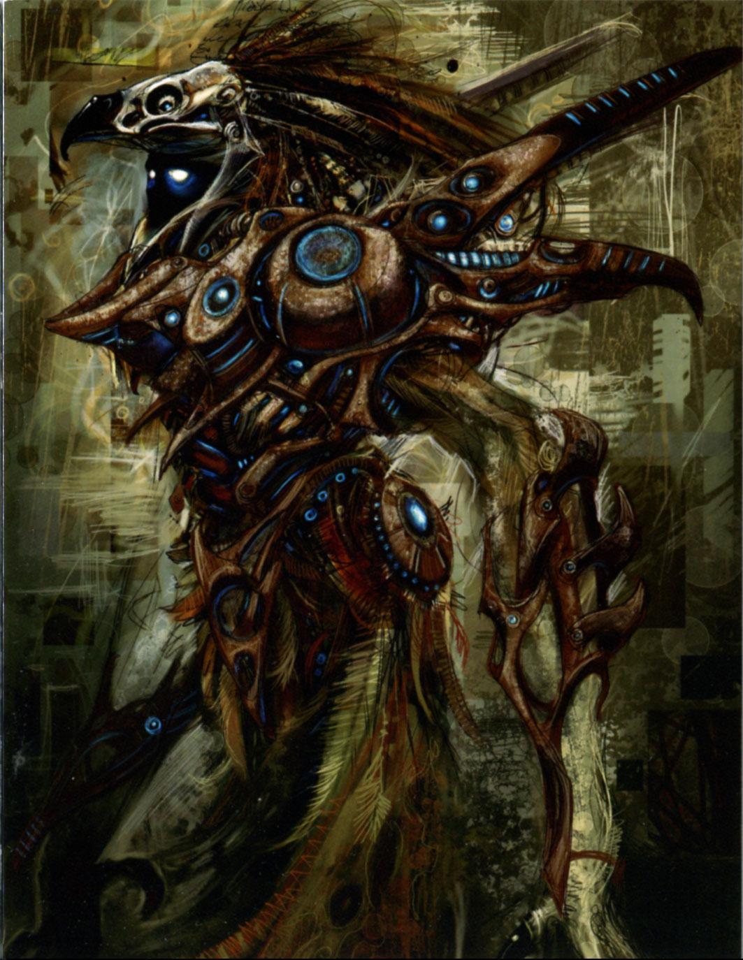 Metroid Prime Trilogy art booklet