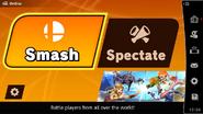 SSBU Smash and Spectate