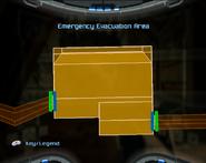 Emergency Evacuation Area Map