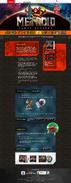 Metroid Samus Returns English website