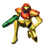 Power Suit concept art