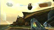 Robot de transporte en cielolab