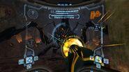 Metroid Prime Yellow Exo