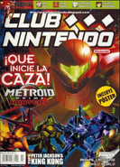 Club Nintendo revista Hunters