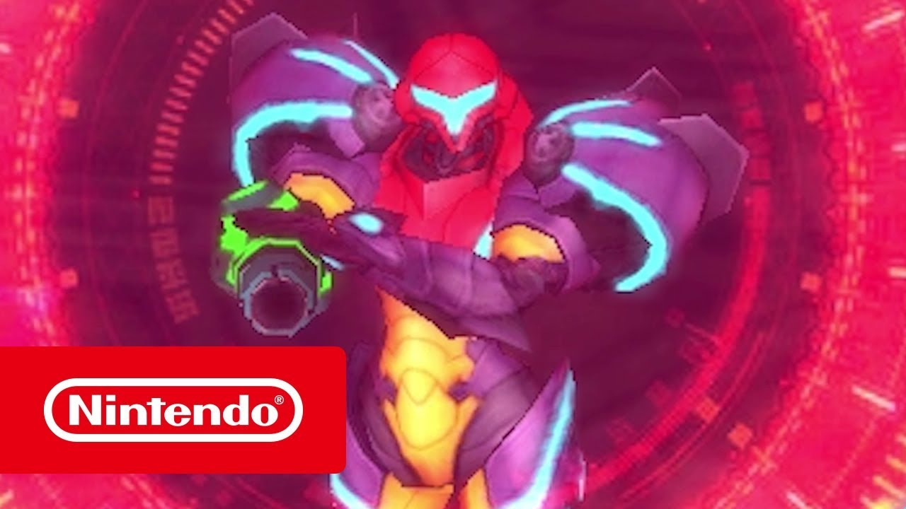 Metroid: Samus Returns - Samus is back Spot