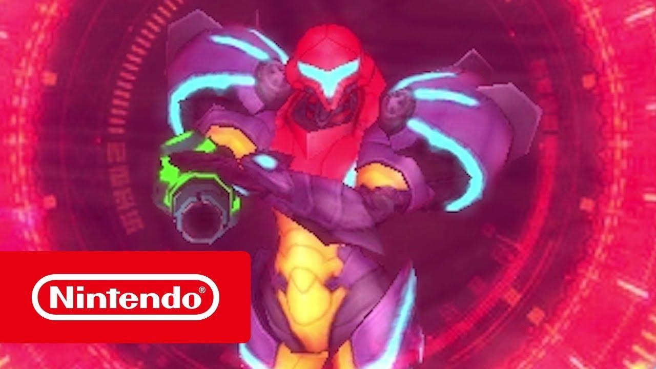 Metroid: Samus Returns - Samus is back Spot