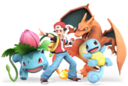 SSB Ultimate Pokemon Trainer render