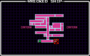 Wrecked Ship In-Game Map SM