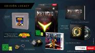 Metroid Samus Returns European Collector's Edition