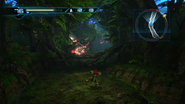 Long pathway combat