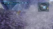 Vast ice cavern - drain