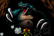 Kraid (Metroid Zero Mission) 01