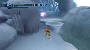 Stalactite cavern - first platform