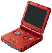 GBA SP