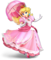 SSB Ultimate Peach render