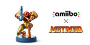 Amiibo x Metroid