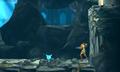 Metroid Samus Returns Area 4 Space Jump (Power Suit Upgrade)