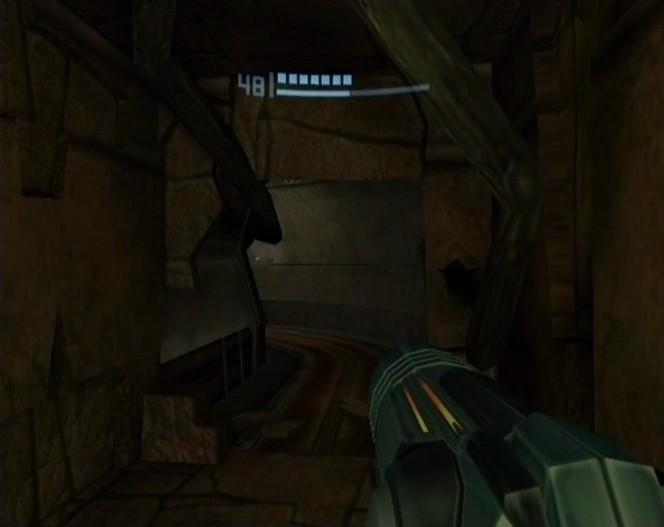 Dynamo Access (Chozo Ruins)