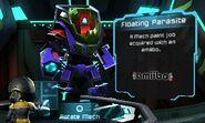 MPFF Floating Parasite Paint Job