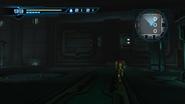 Room MW - running toward blast doors