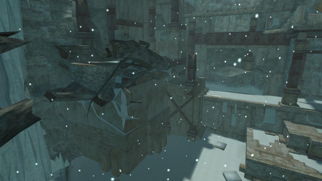 Ice Ruins East