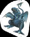 Brawl Sticker Ridley (Metroid)