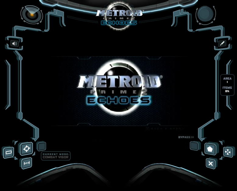 Metroid Prime 2 Echoes Website