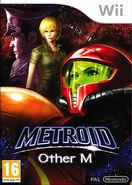 Metroid Other M carátula PAL