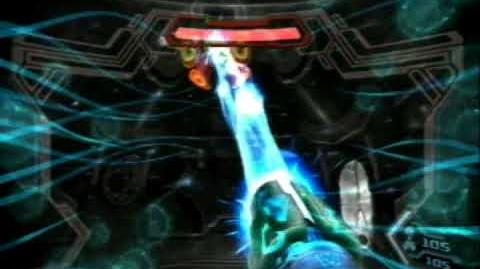 Metroid Prime 3 Corruption - Mining Cannon