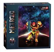 Metroid Samus Returns Puzzle - front