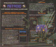 Metroid Prime Anleitung Seite 30 31