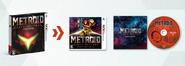Metroid Samus Returns Special Edition JPN MSR