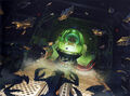 MSR Artbook Metroid capsule seized by Pirates