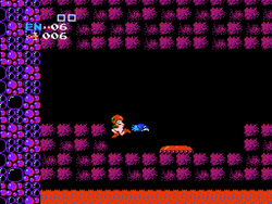 Western lava-filled path Metroid.png