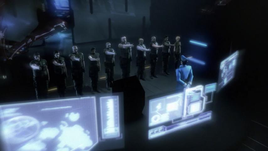 Galactic Federation Army
