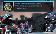 Ice Titan Fed Force