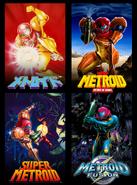 Japanese Metroid chronicle