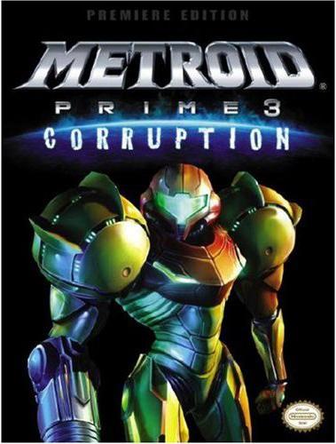 Guía Oficial de Metroid Prime 3: Corruption
