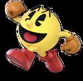 SSB Ultimate Pac Man render