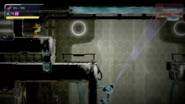 Blue E.M.M.I. Screenshot